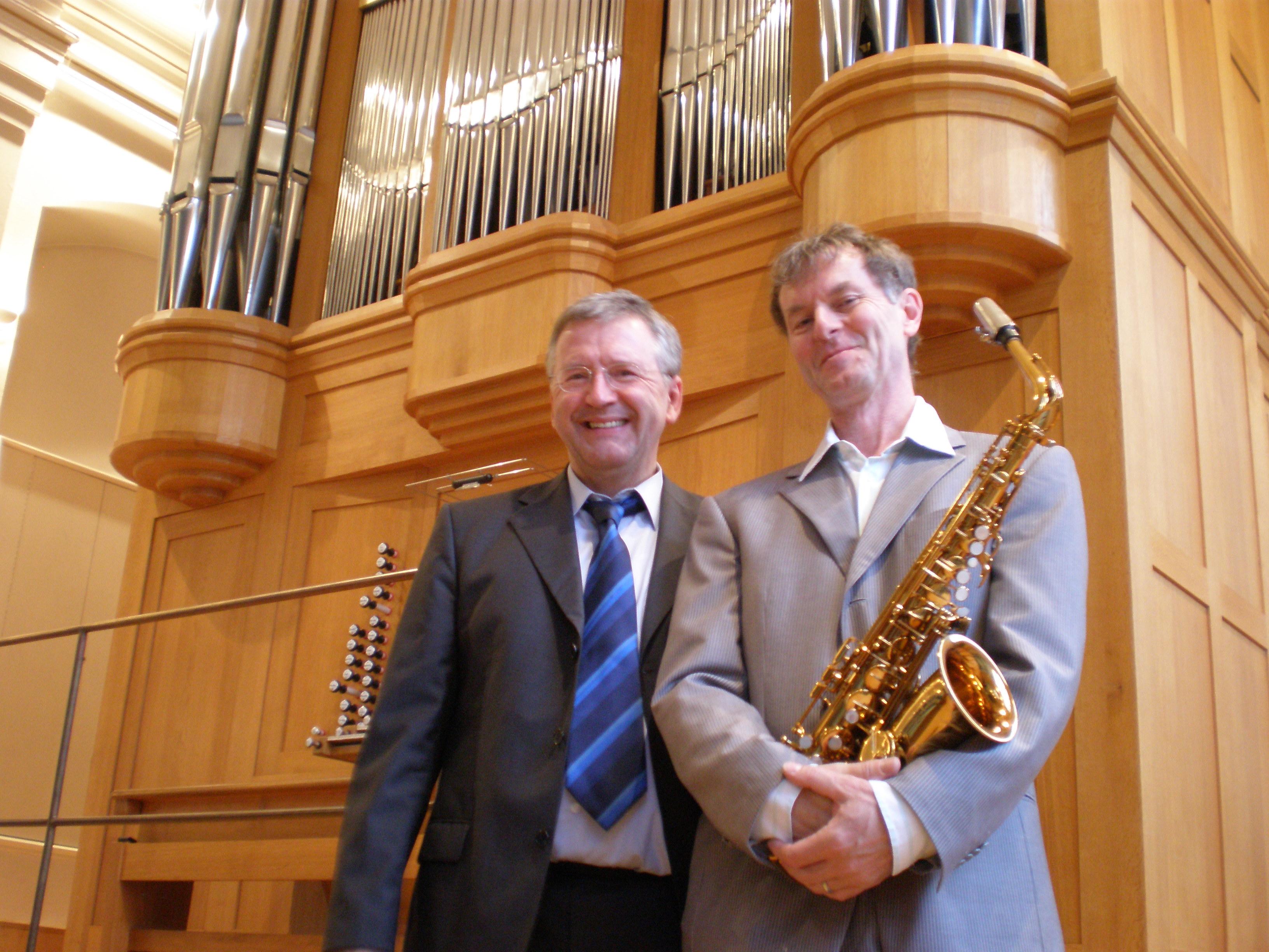 Carl Jatho und JATO in der Annakirche